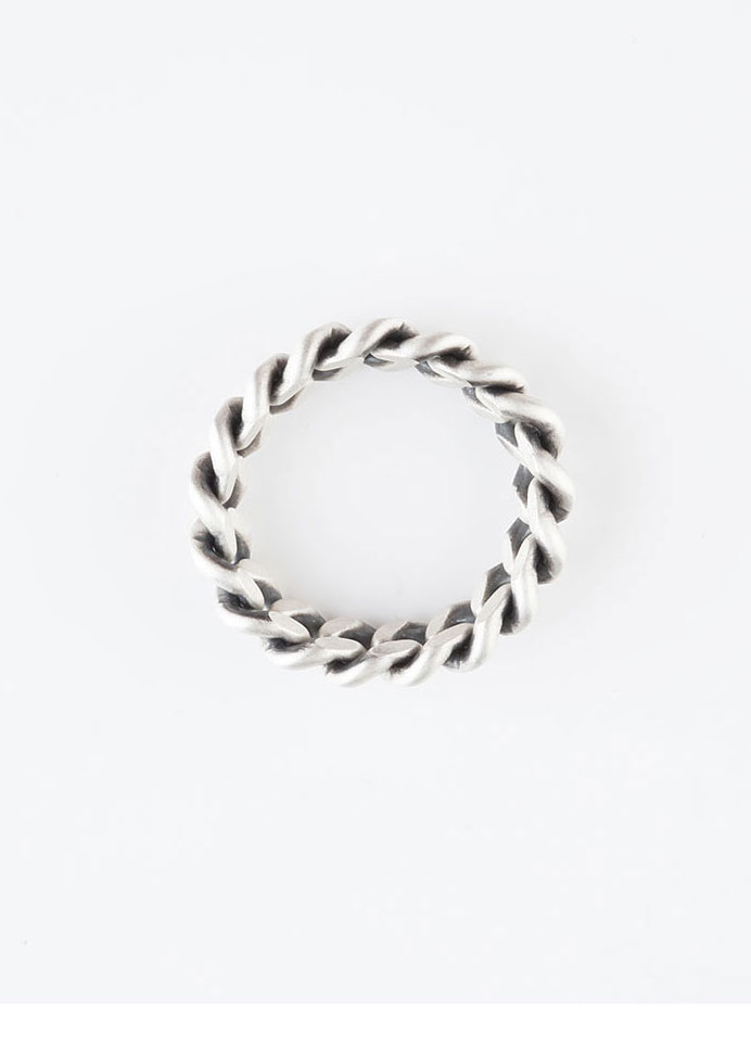 [WFRF] 925 Silver Chain Ring
